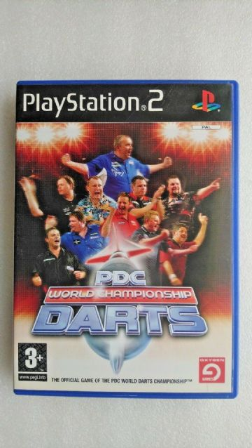 PDC World Championship Darts (Sony PlayStation 2, 2006)